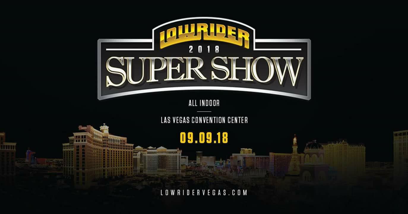 Lowrider super show 2018